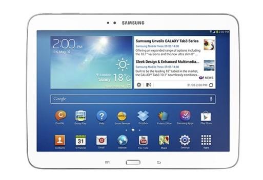 Samsung компаниясы GALAXY Tab 3 планшеттерінің жаңа нұсқасын көрсетті