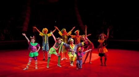 Астанада «Азия жаңғырығы» атты халықаралық цирк фестивалі өтеді
