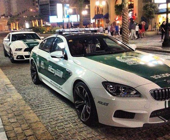 Дубай полициясының гаражы электромобильмен толықты