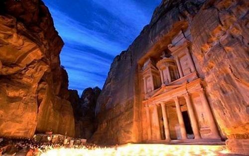 Иордания елінің қасиетті мекендері