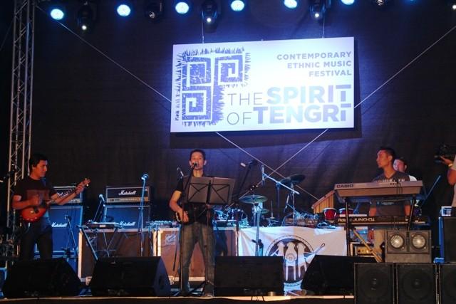 The Spirit оf Tengri этникалық музыка фестивалі өтті