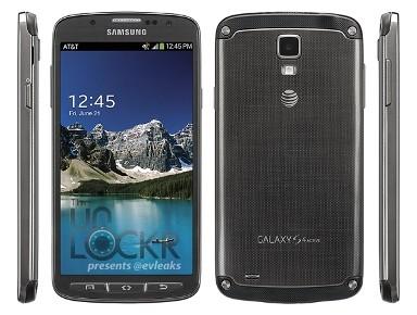 Samsung Galaxy S4 Active — белсенді адамдарға арналған 5-дюймды смартфон