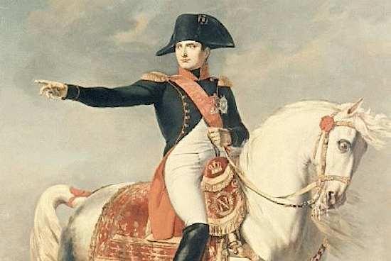 Наполеонның қорқынышы