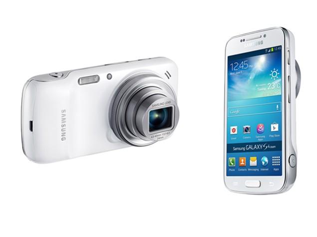 Samsung Galaxy S4 Zoom - жаңа заманғы камерафон