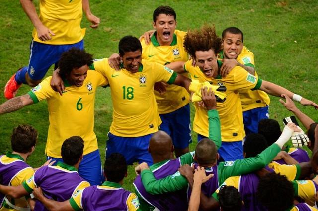 Бразилия 3 - 0 Жапония (видео)