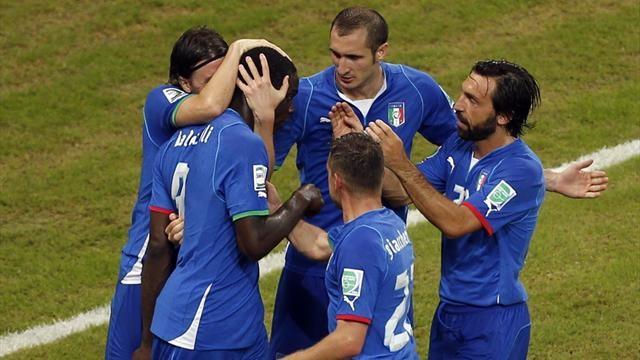 Италия жартылай финалға шықты