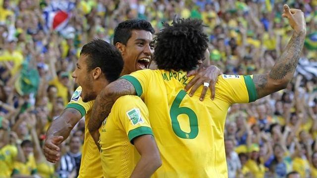 Бразилия жеңіске жетті