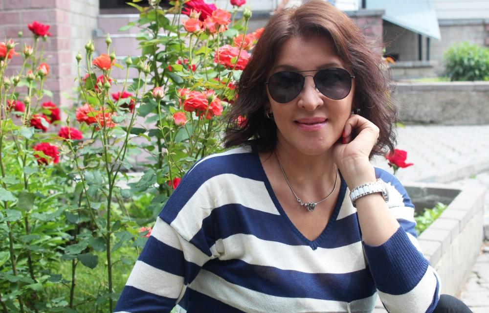 Жанна Орынбасарова: