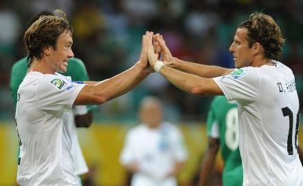 Нигерия - Уругвай 1:2 (Видео)