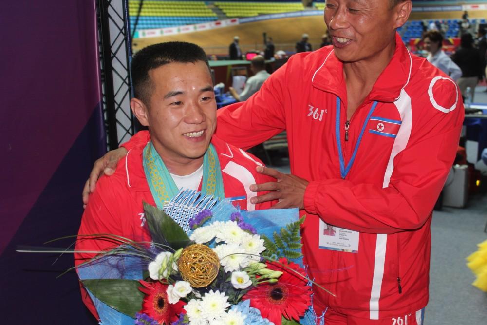 Олимпиада ойындарының чемпионы Азияның үздігі атанды