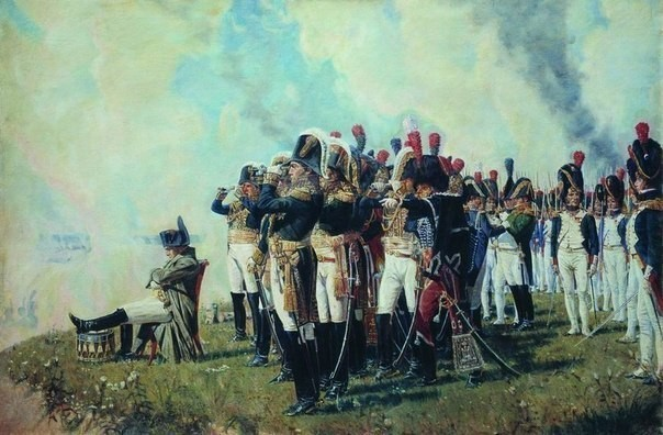 Қарауыл мен Наполеон