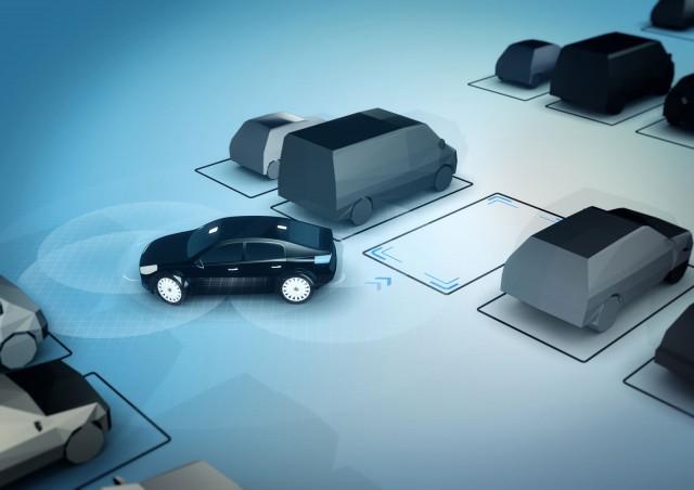 Volvo көлікке автотұрақтан бос орын іздеуді үйретті