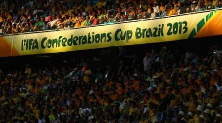 Конфедерация Кубогы. Нигерия – Испания: матч алдында