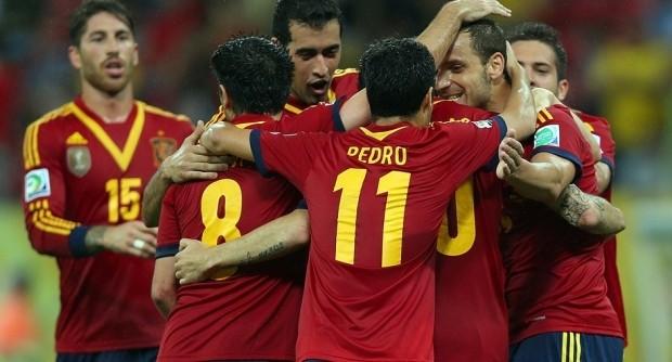 Испания мен Уругвай құрамалары жартылай финалға шықты