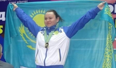 Александра Аборнева - Азия чемпионы!