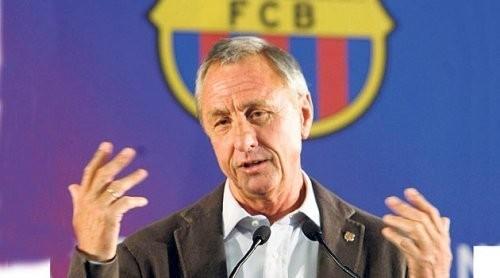 Йохан Кройф: «Барселонаға Неймар келісімен Мессиді сатып жіберу керек»
