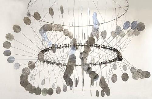 Энтони Хоудың кинетикалық скульптуралары