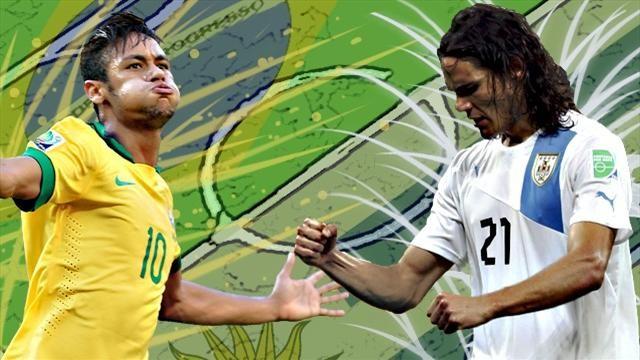 Бразилия құрамасы финалға шықты