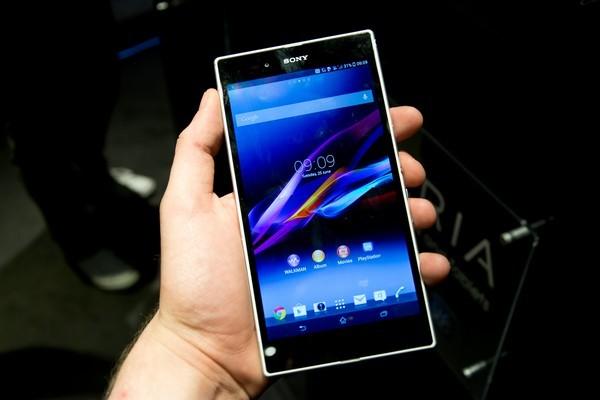 Sony Xperia Z Ultra жарыққа шықты