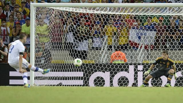 Испания құрамасы Италияны пенальтиден жеңіп, финалға шықты