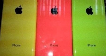 Интернет беттерінде көптүсті, бюджетті iPhone-ның фотолары пайда болды