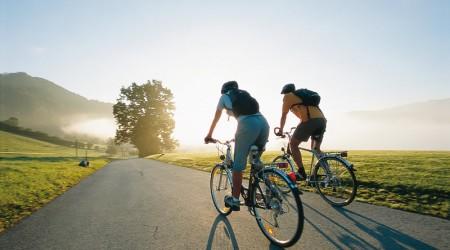 Велосипед тебудің пайдасы