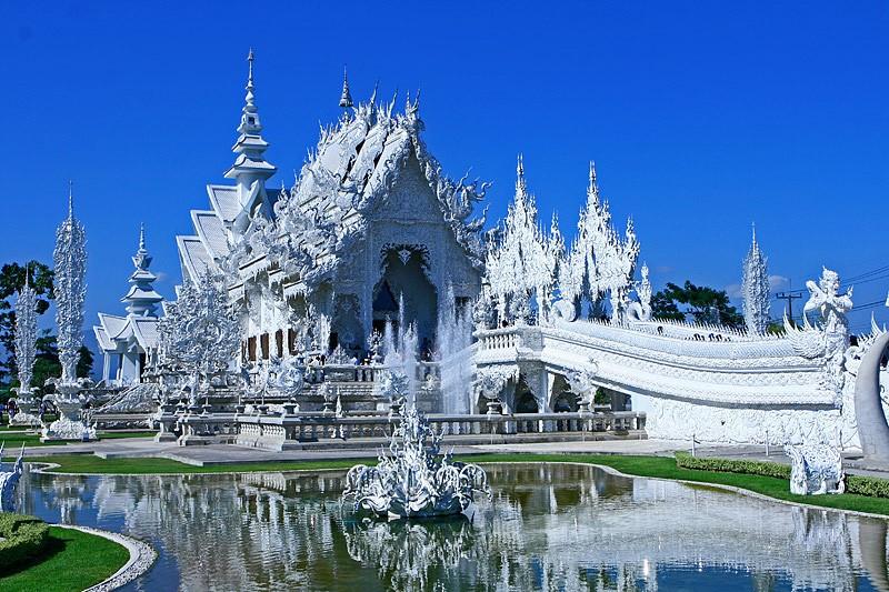 Әлемнің сегізінші кереметі – Ват Ронг Кхун