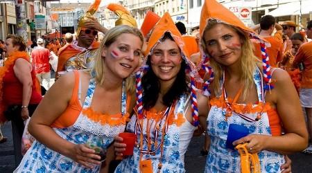 Нидерланд әйелдерінің бақыты неде?