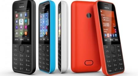 Nokia – 207 және 208
