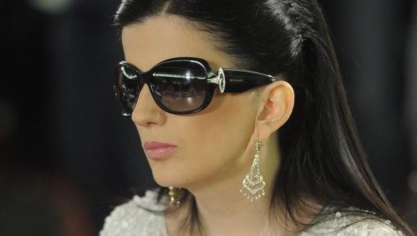Диана Гурцкаяға 100 000 доллардың сақинасы сыйға тартылды