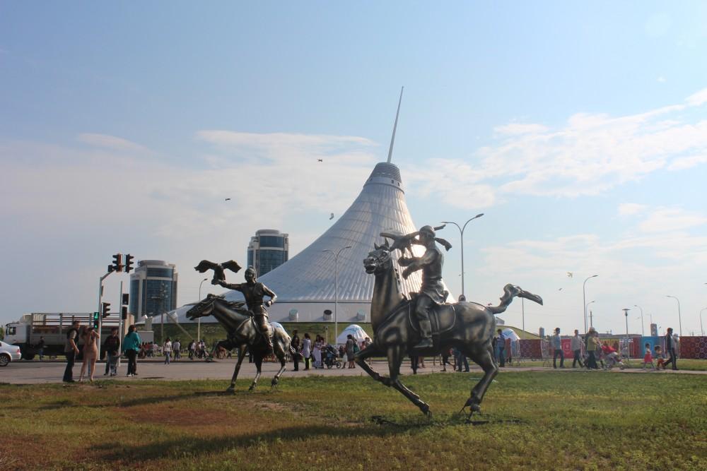 Астана мәңгі жасайды!