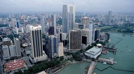 Сингапур - Азия құрлығындағы қала-мемлекет