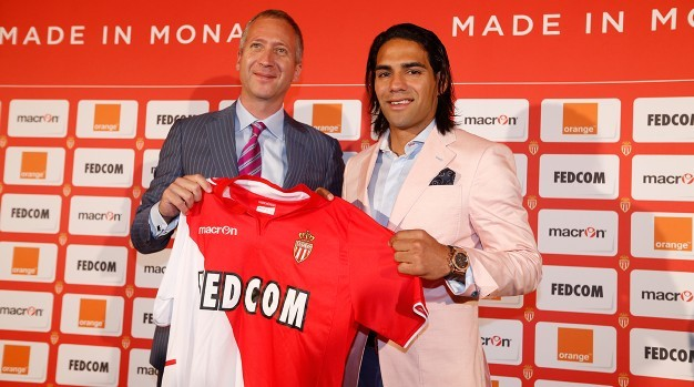 Радамель Фалькао: «Монакоға ауысқаныма еш өкінбеймін»