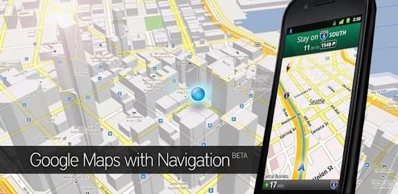 Google смартфондар мен планшеттерге арналған жаңа карта шығарды