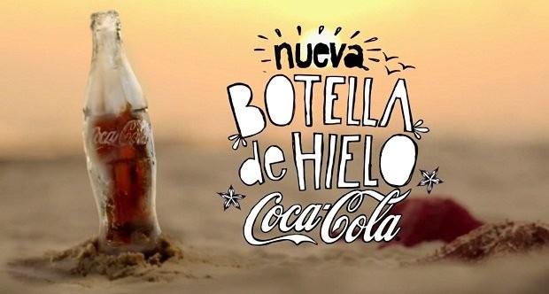 Coca-Cola компаниясы мұзды бөтелкелер шығаруда