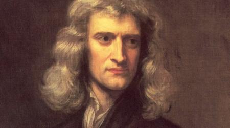 Исаак Ньютонның өмір жолы