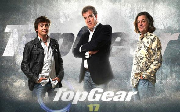 TOP Gear: Джереми Кларксон