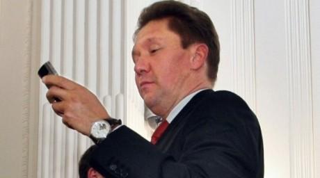 """""""Газпром"""" басшысына 3,68 млн доллар тұратын планшетке тапсырыс берілді"""
