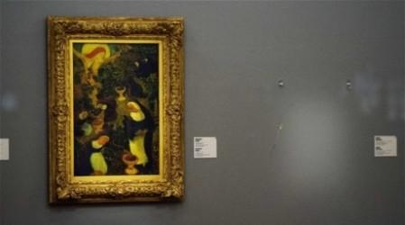 Құны 100 миллион доллар тұратын картиналар жанып кетті