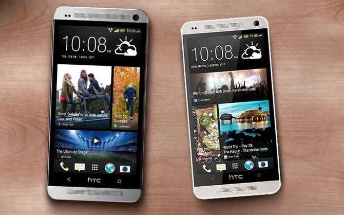 HTC One Mini ресми түрде таныстырылды