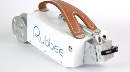 Rubbee — велосипедтерге арналған электроқозғалтқыш