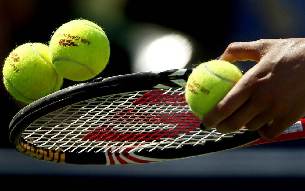 Астанада теннистен