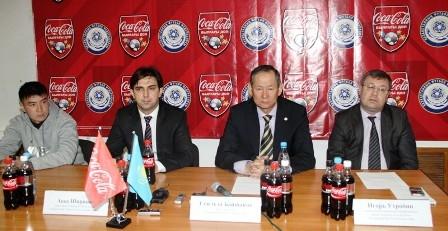 «Coca-Cola Былғары доп - 2012» турнирі өтпек