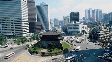 Сеул - Корей елінің астанасы