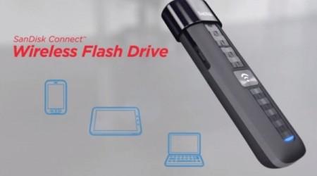 SanDisk Connect — мобильді құрылғыларға арналған сымсыз байланысты флешка