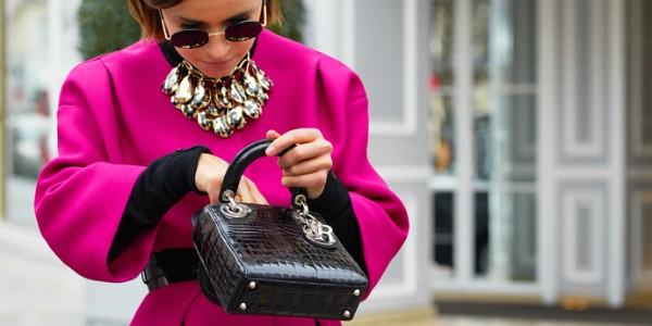 Lady Dior сөмкесі – мәңгілік классика