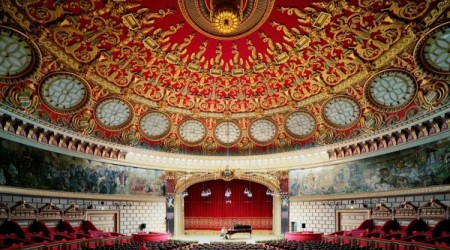Қайран қалдырар опера театрлары