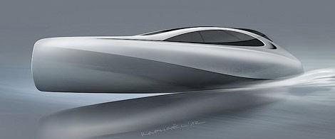 Mercedes-Benz яхта жасап шығарды