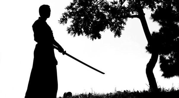 Жауынгер мен қарт самурай