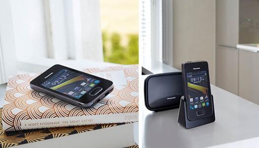 Panasonic KX-PRX120 — Android ОЖ орнатылған стационарлы телефон